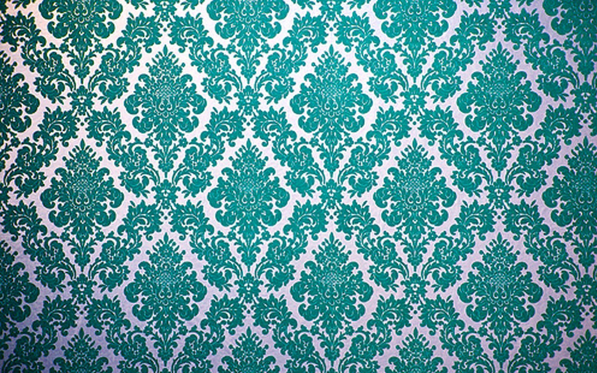 Damask desktop wallpapers wallpaper cave for Black and white wallpaper for walls