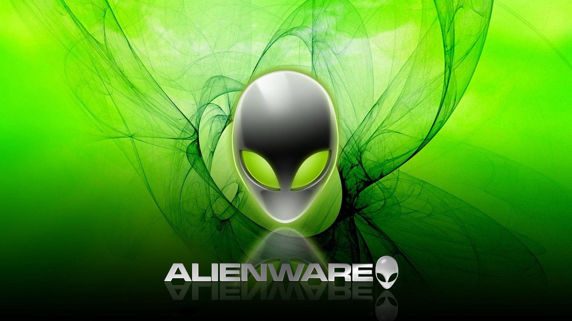 alienware wallpaper green hd - photo #8