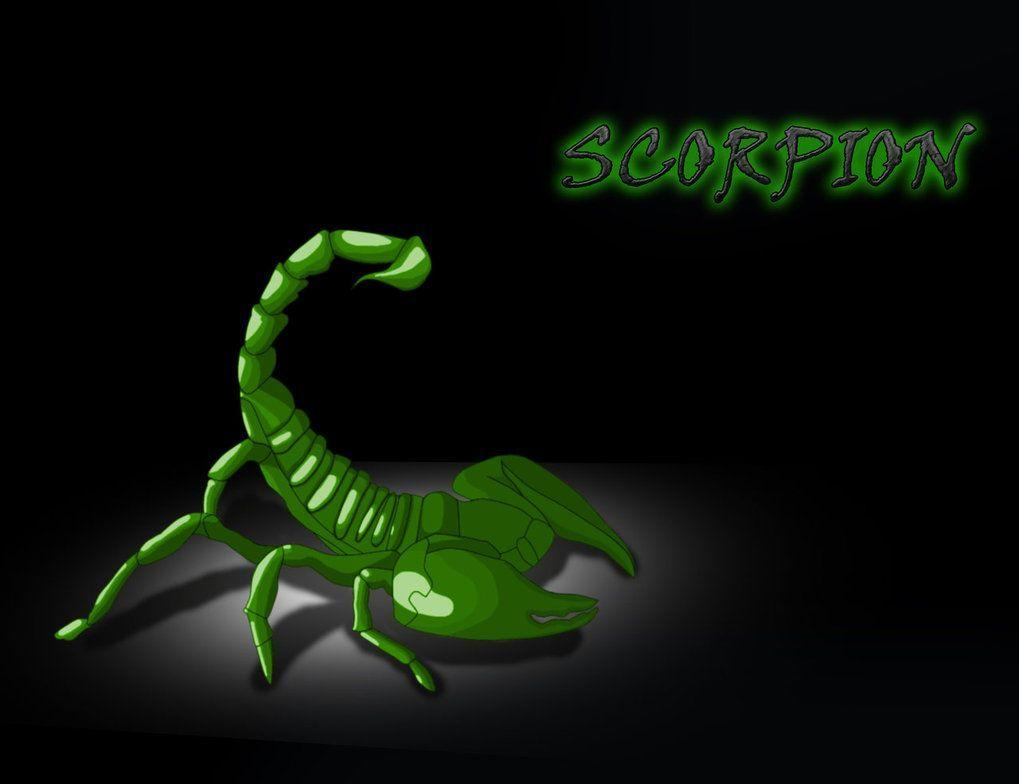 Green Scorpion Wallpapers by DOGGMAFFIA