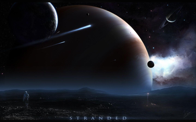 Space Fantasy Wallpapers Wallpaper