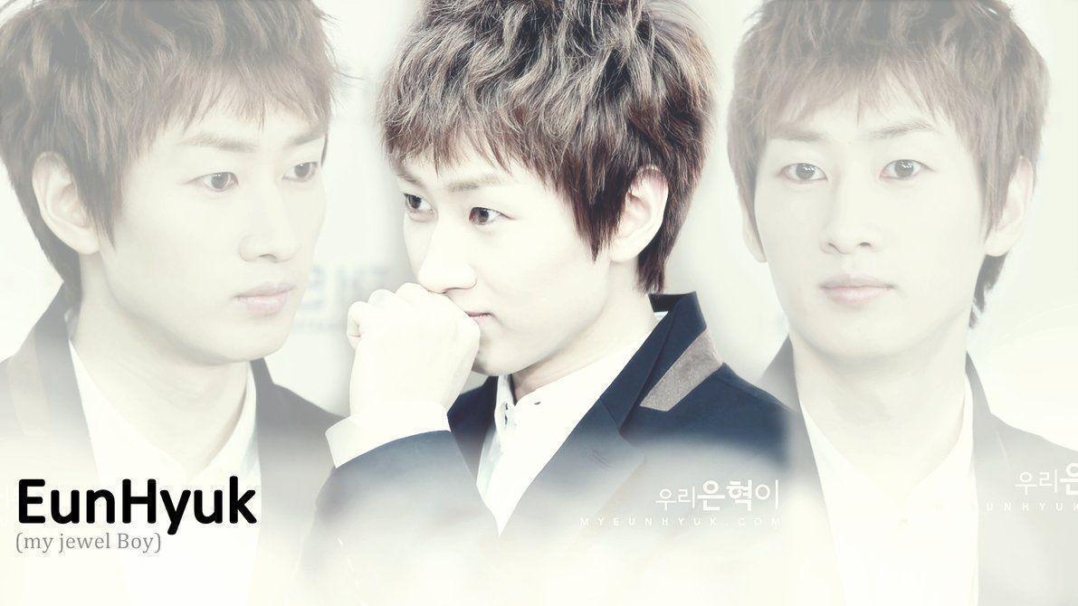 """Monchan Worlds: [WALLPAPER] Eunhyuk """"Super Junior"""""""