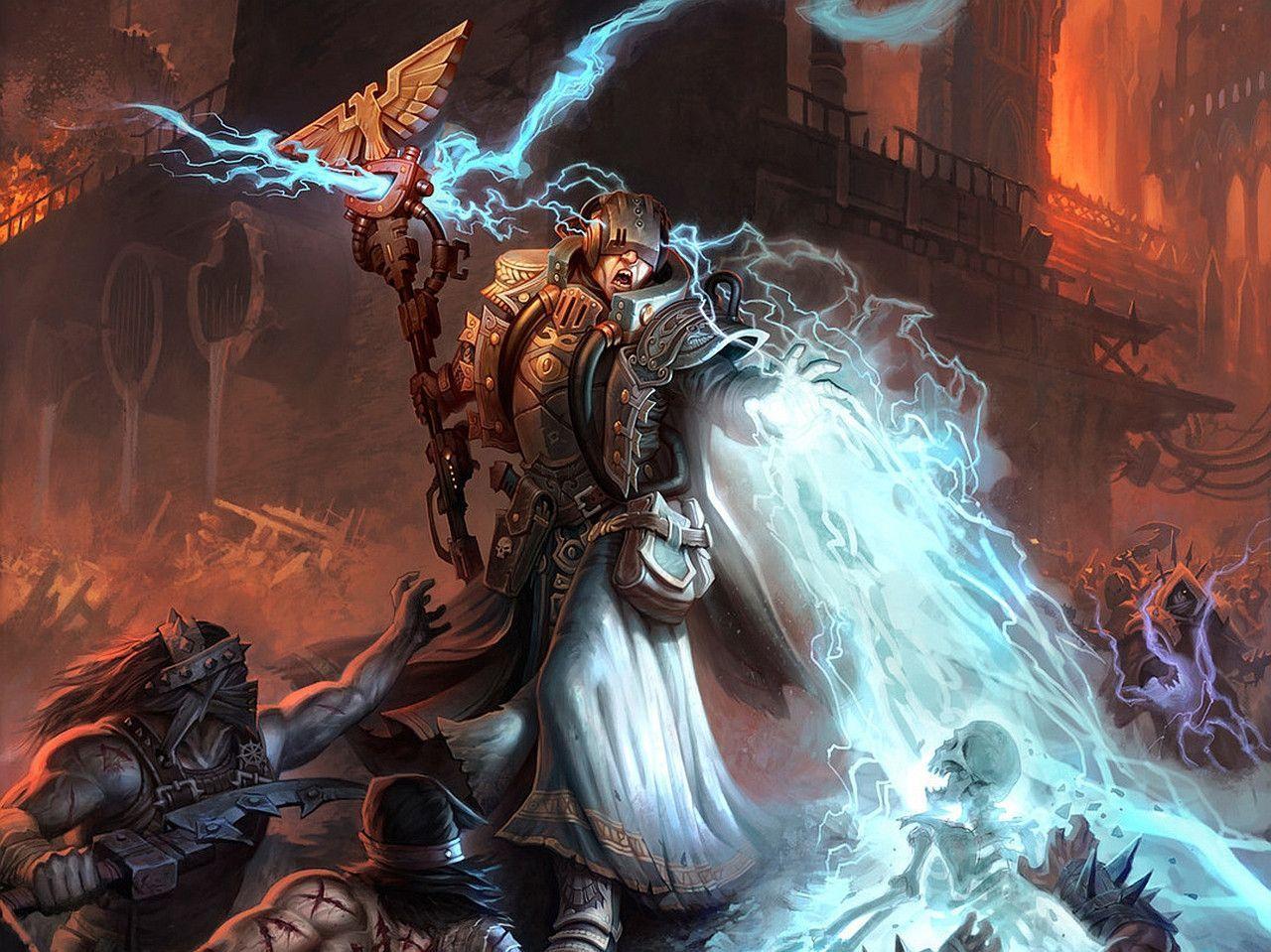 Warhammer 40k Backgrounds - Wallpaper Cave