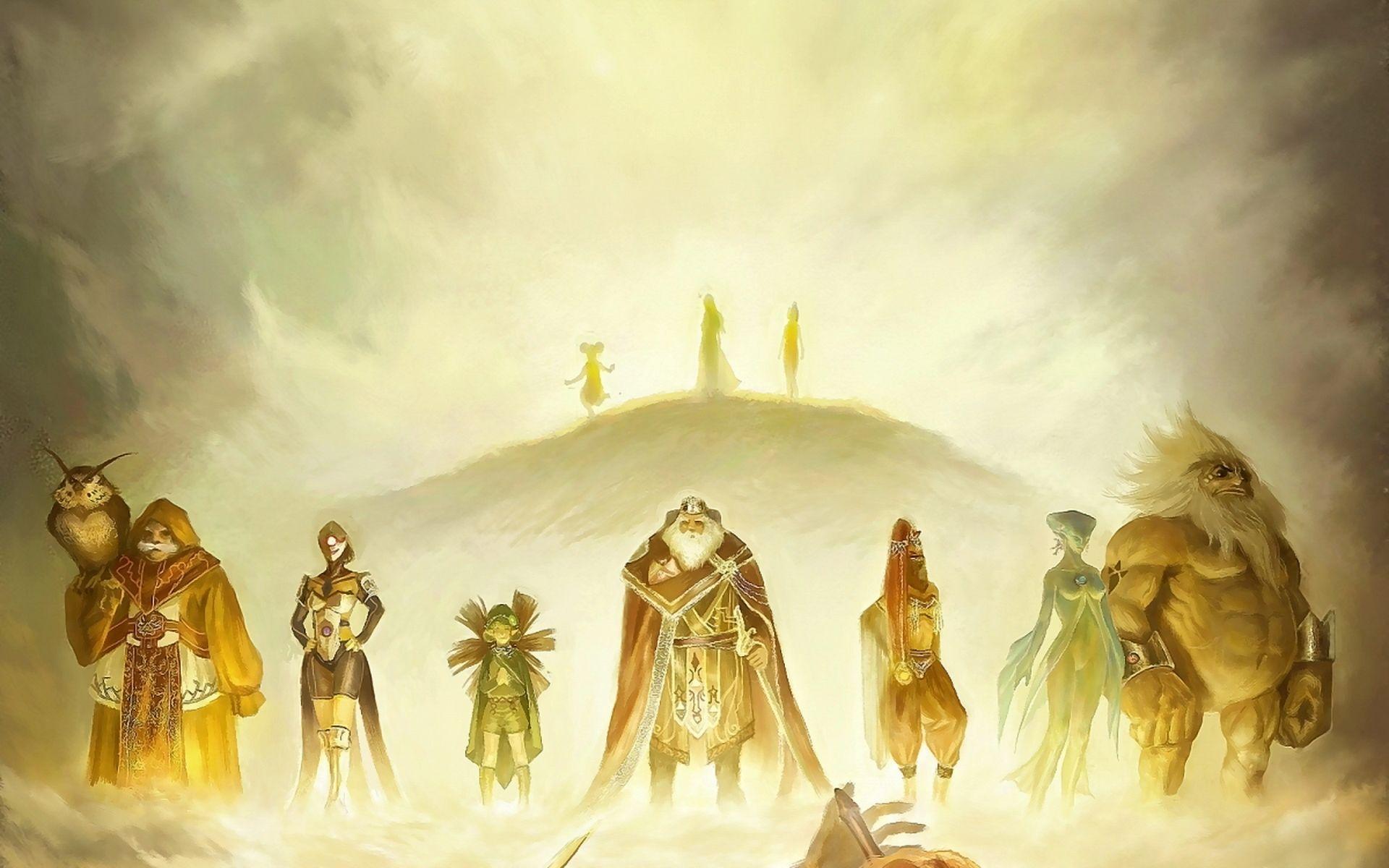 Legend of Zelda : Deku Tree by Minionslayer on DeviantArt