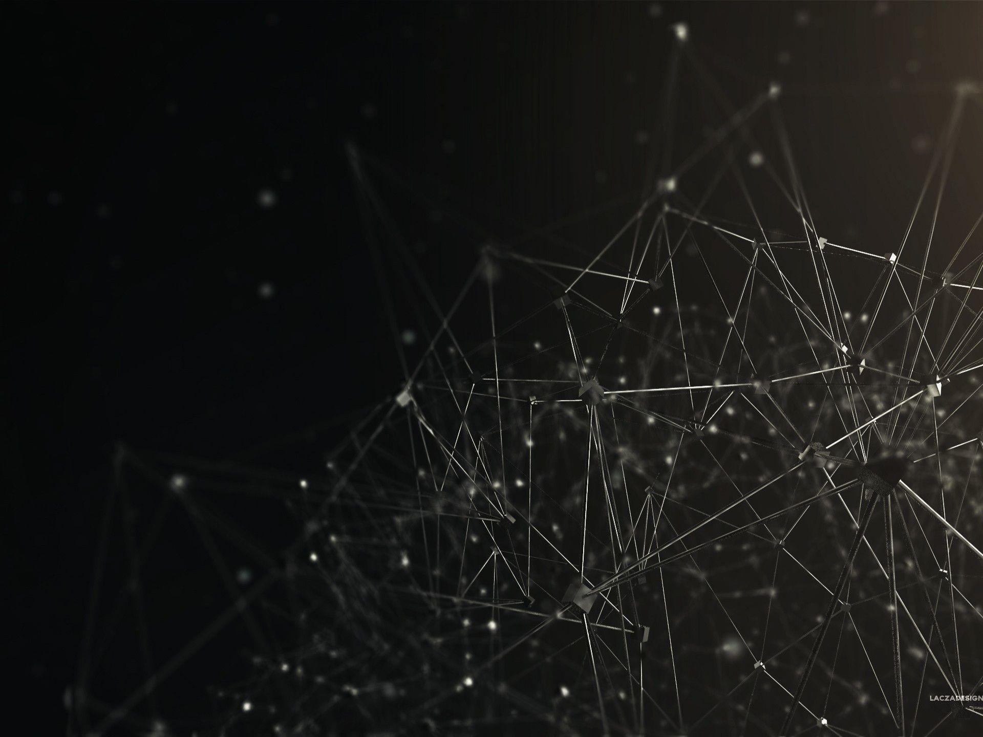 Black 3D Backgrounds