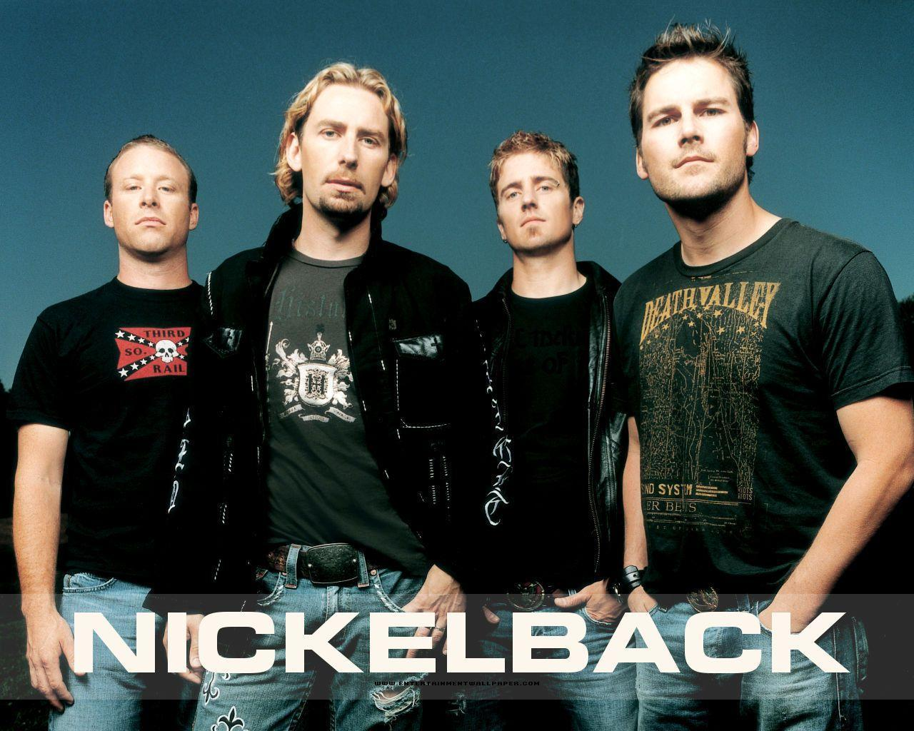 Nickelback is a Canadian Rock Band, Nickelback Wallpapers