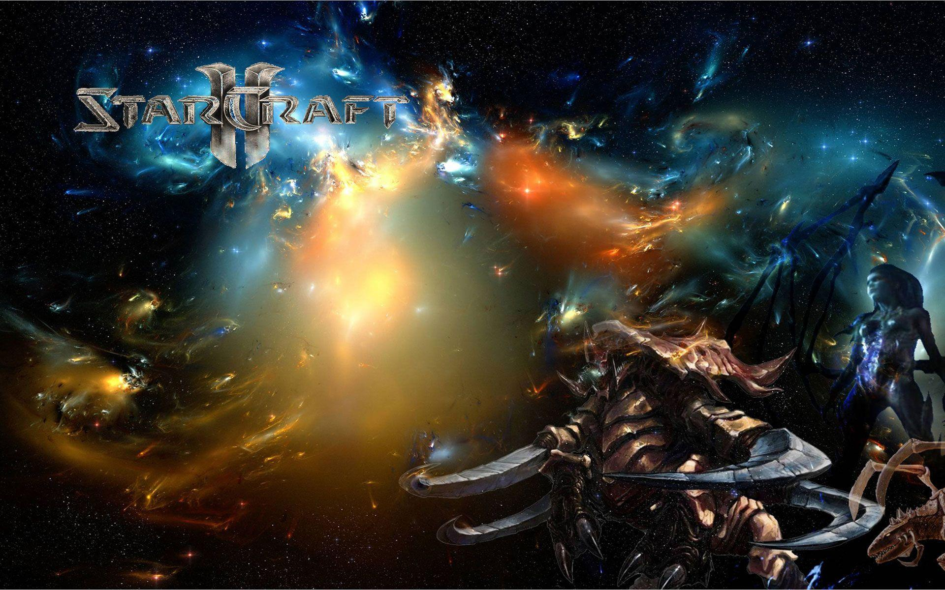starcraft wallpaper - photo #19