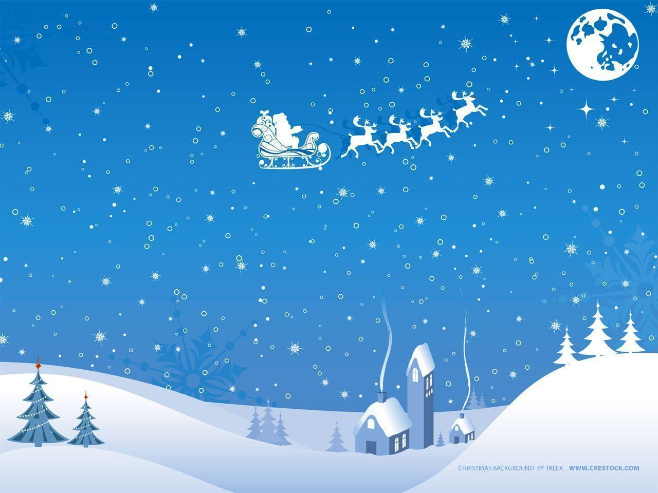 wallpapers for blue christmas background wallpaper - Blue Christmas Background