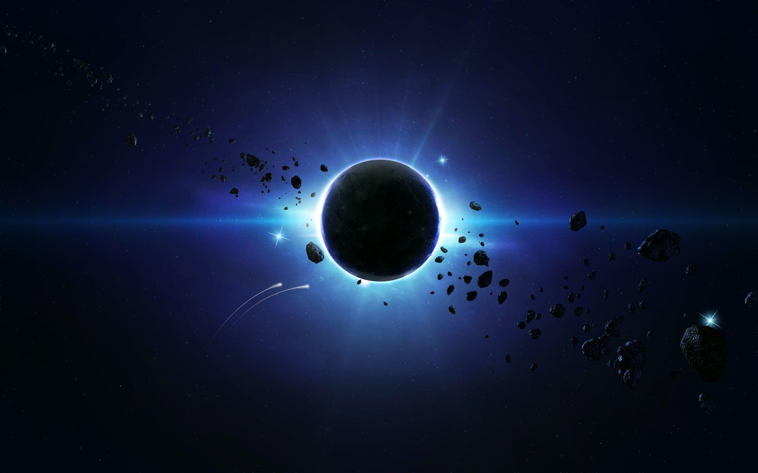 Solar Eclipse Wide Wallpapers