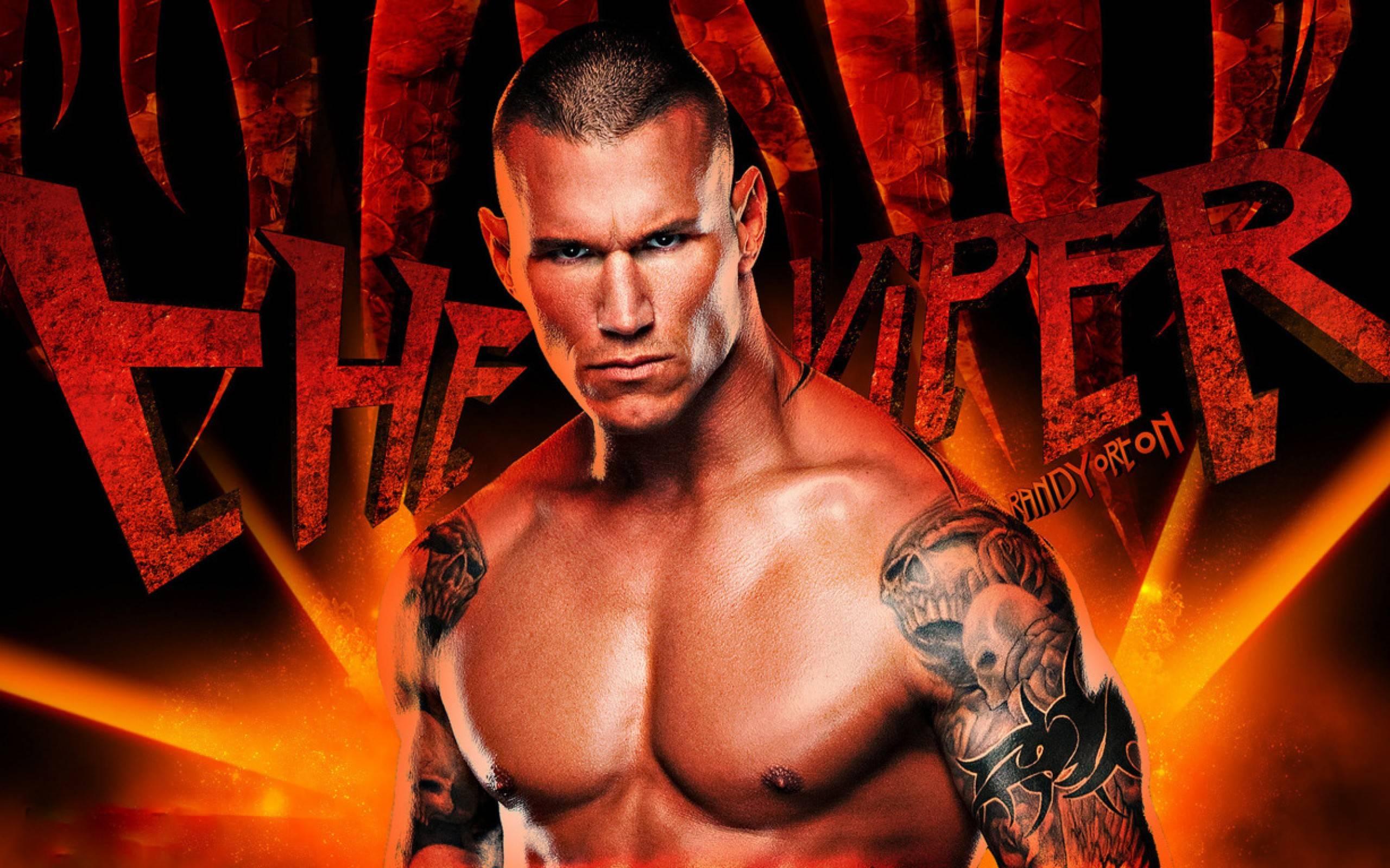 Randy Orton 2012 Wallpaper
