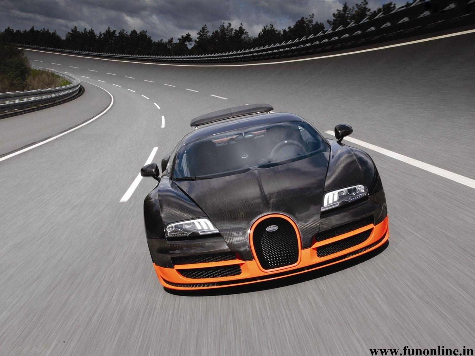 Wallpaper Bugatti Veyron Super Sport: Bugatti Veyron HD Wallpapers