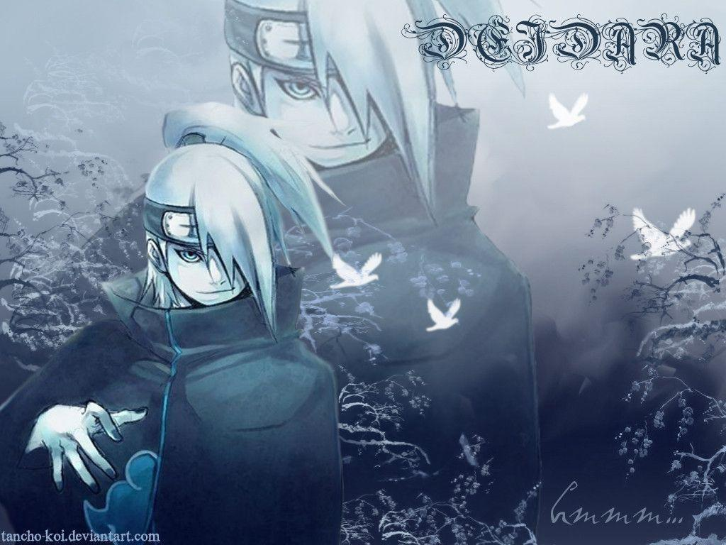 deidara wallpaper by ilacirjr - photo #13