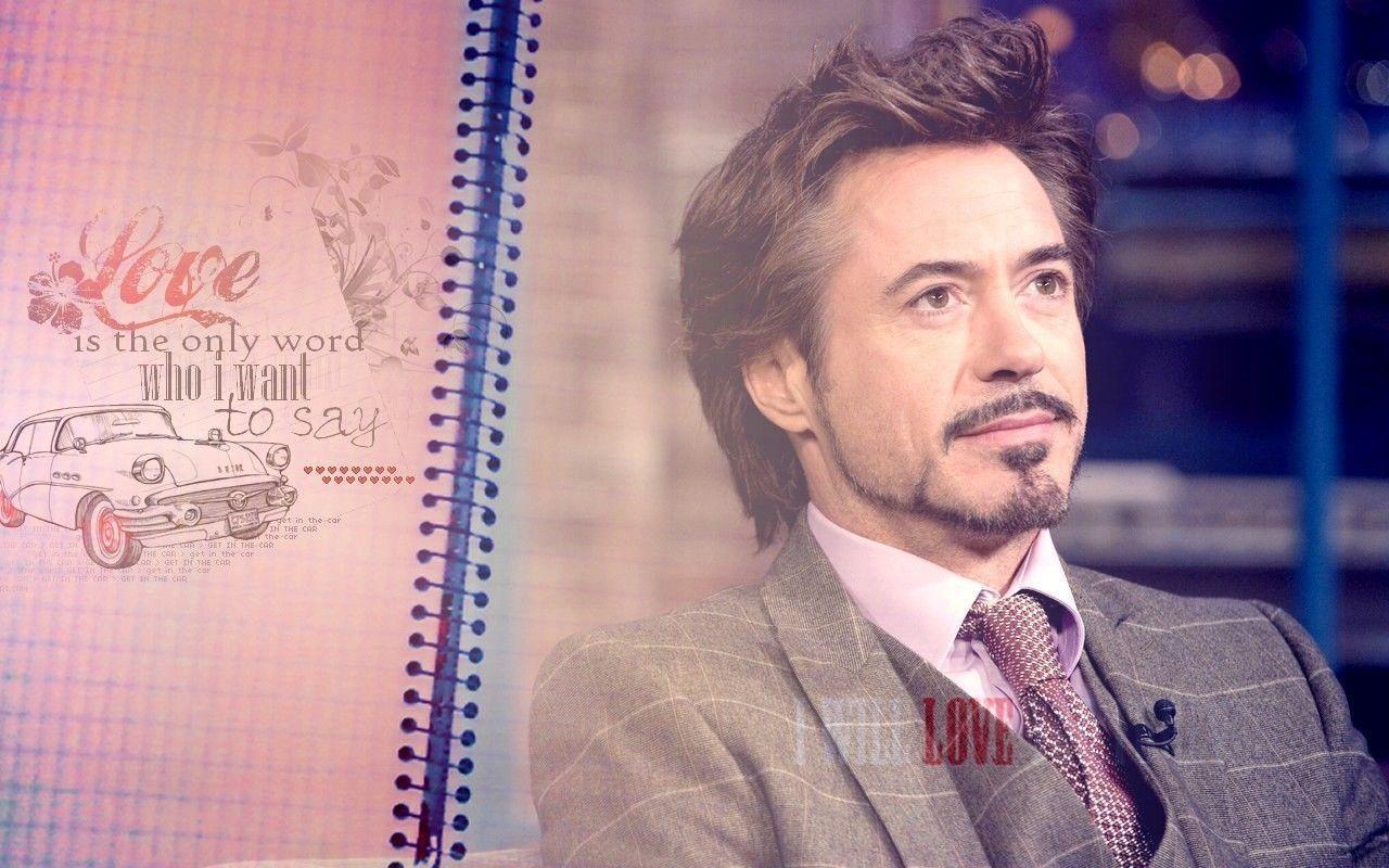 Robert Downey Jr Hd Background Wallpaper 20 HD Wallpapers | www ...
