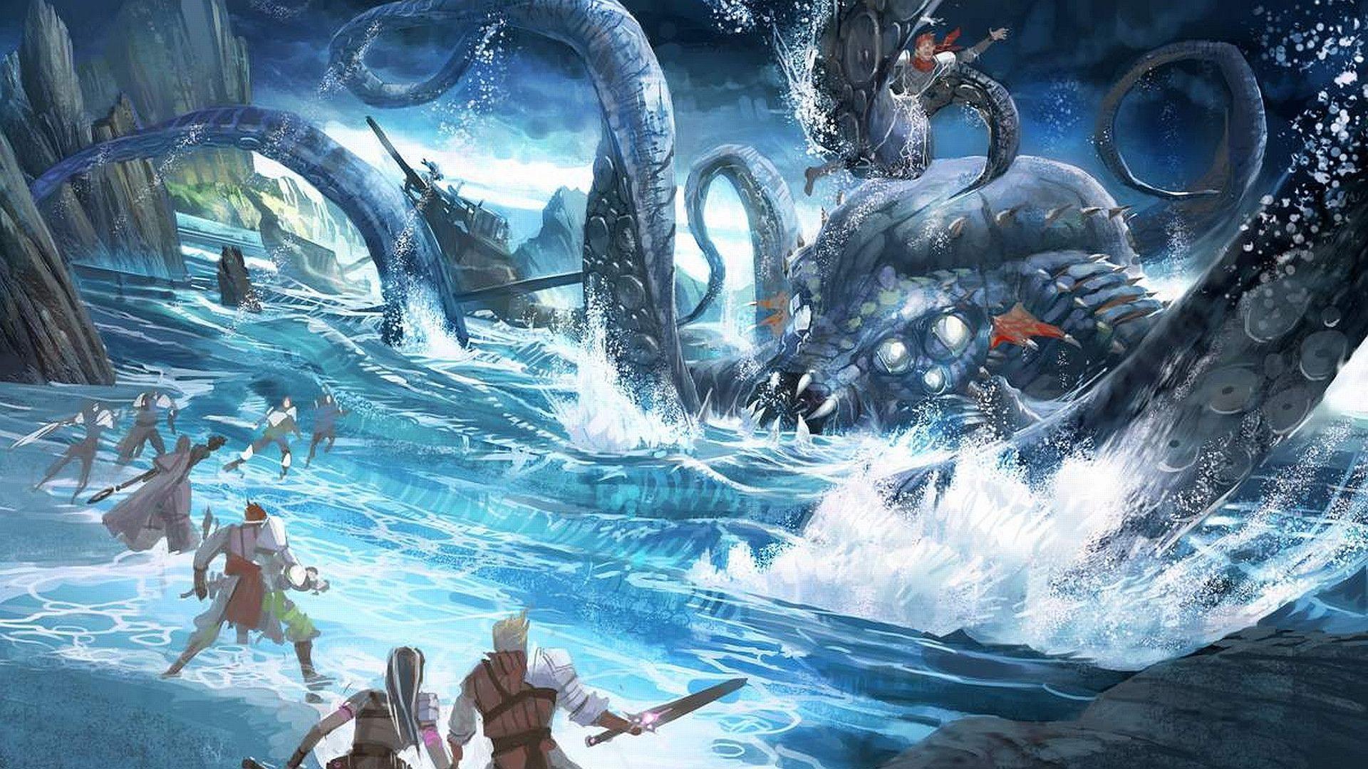 kraken wallpaper wallpapers jhonyvelascojpg - photo #4
