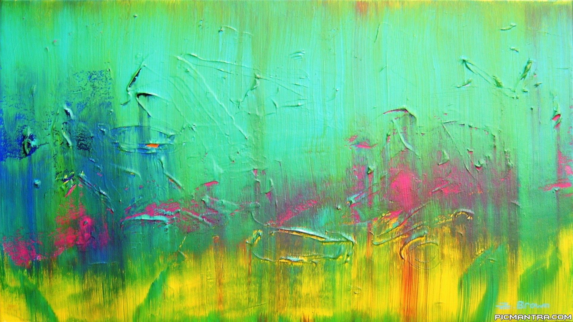 abstract painting wallpapers wallpaper - photo #3