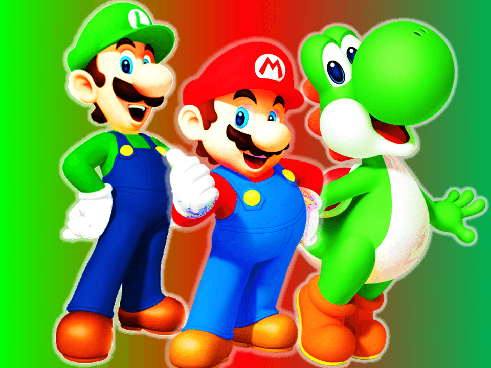 mario and luigi backgrounds  wallpaper cave