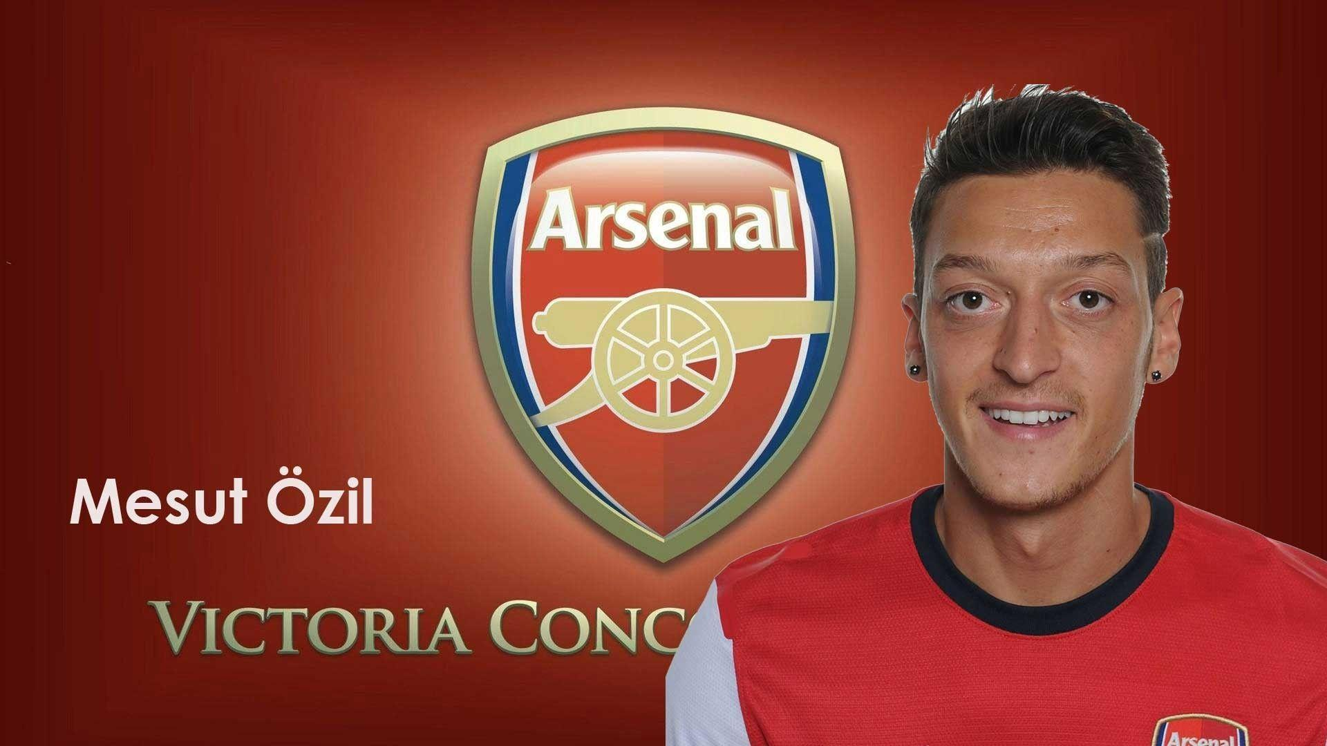Mesut Ozil Arsenal Exclusive HD Wallpapers