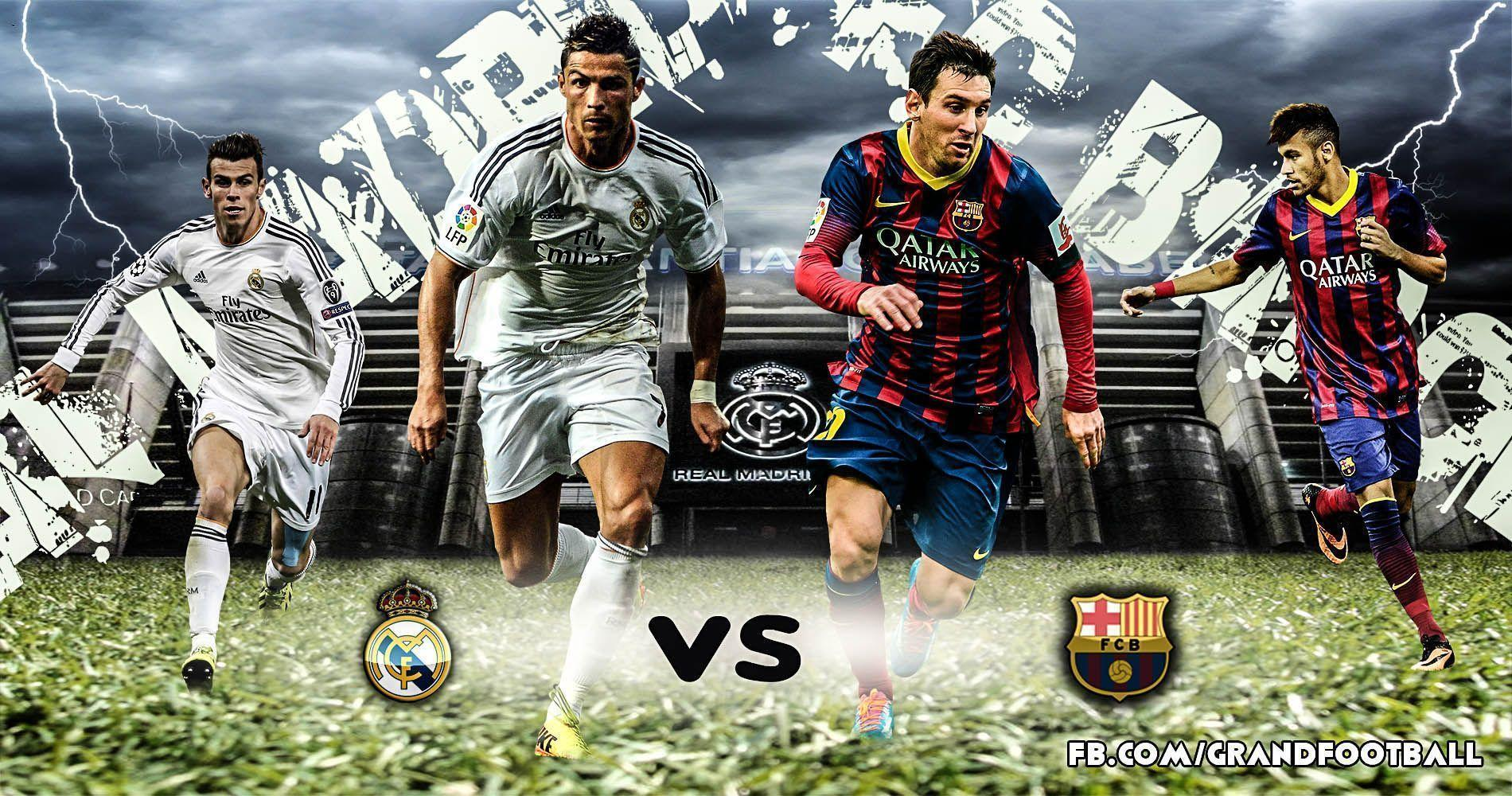 today barcelona vs real madrid