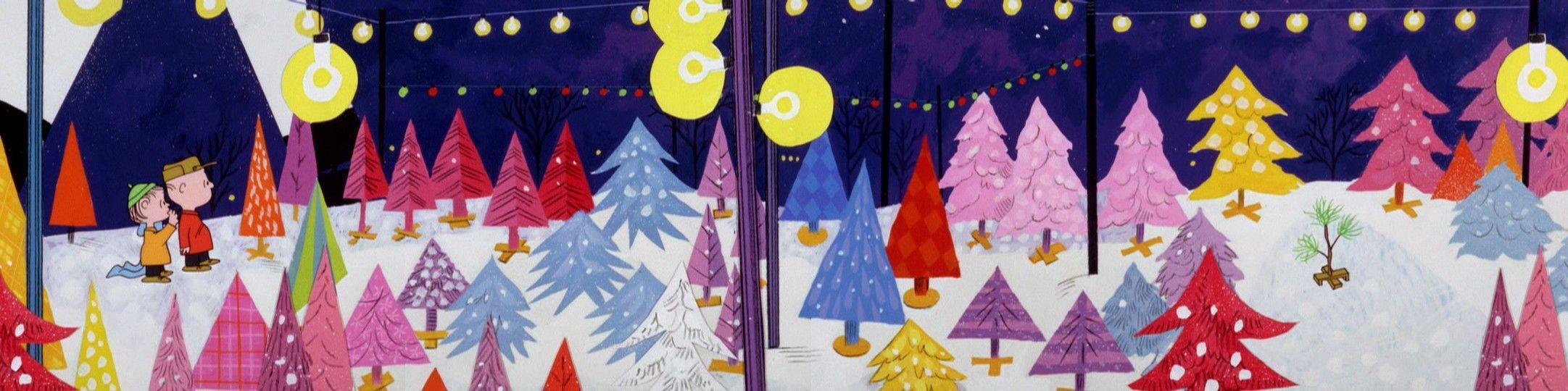 Peanuts Christmas Wallpapers Wallpaper Cave