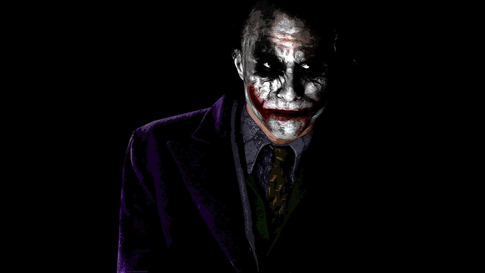The Joker Wallpaper Hd Wide 1920x1080PX 1553