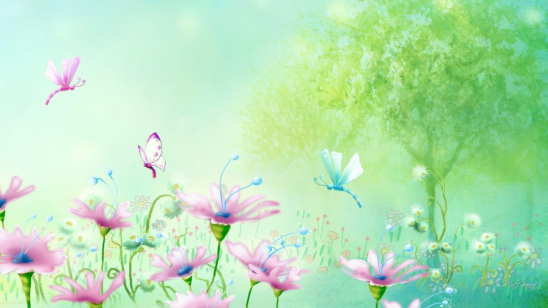 Springtime backgrounds pictures wallpaper cave - Backgrounds springtime ...