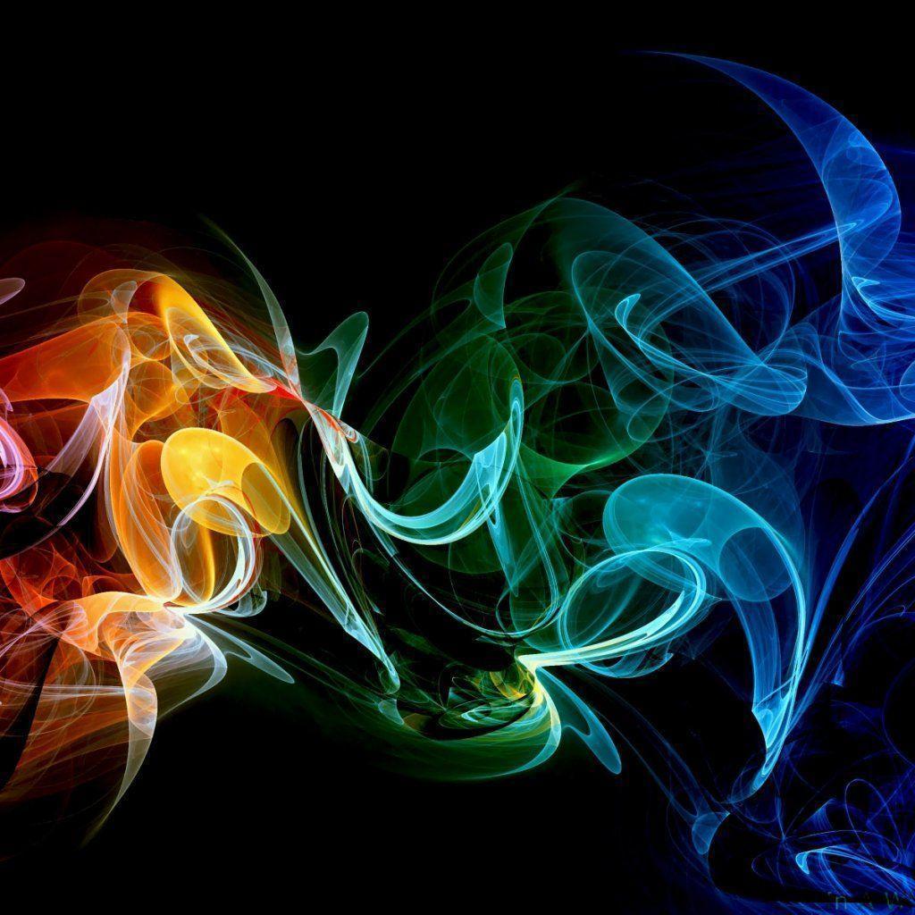 colorful smoke wallpaper designs - photo #8