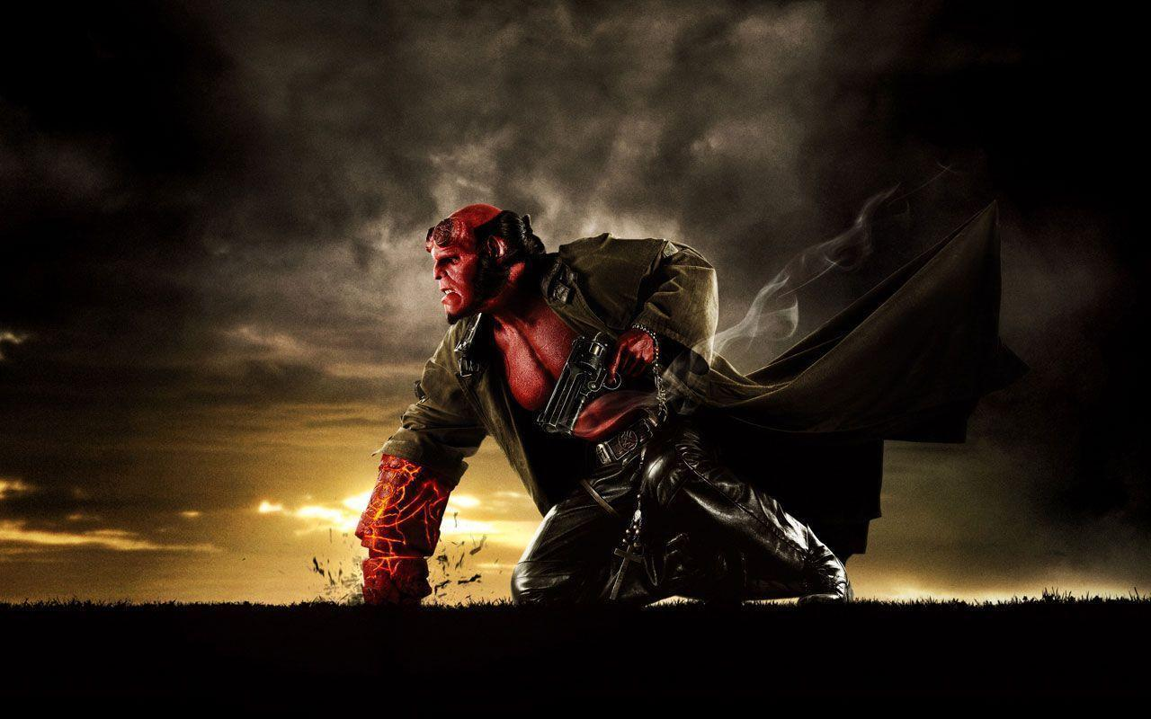 Movie Wallpapers Hellboy Wallpapers Wallpapers