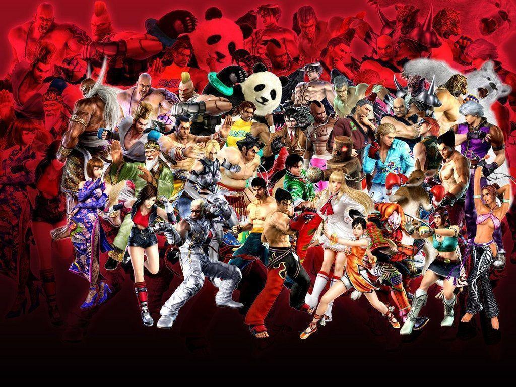 Tekken Wallpaper (1024 x 768 Pixels)