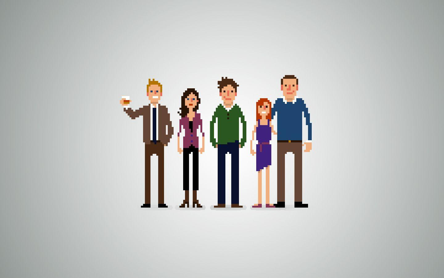 Himym Wallpapers Wallpaper Cave