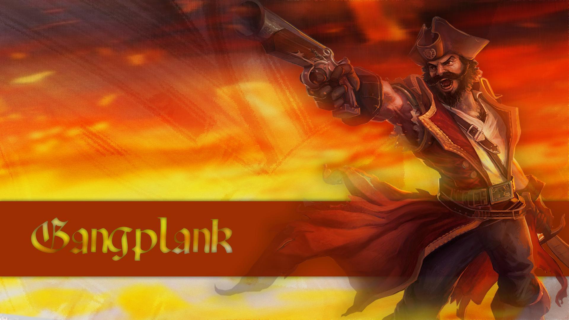 Gangplank Wallpapers, Desktop 4K Full HD Pics, GuoGuiyan Wallpapers