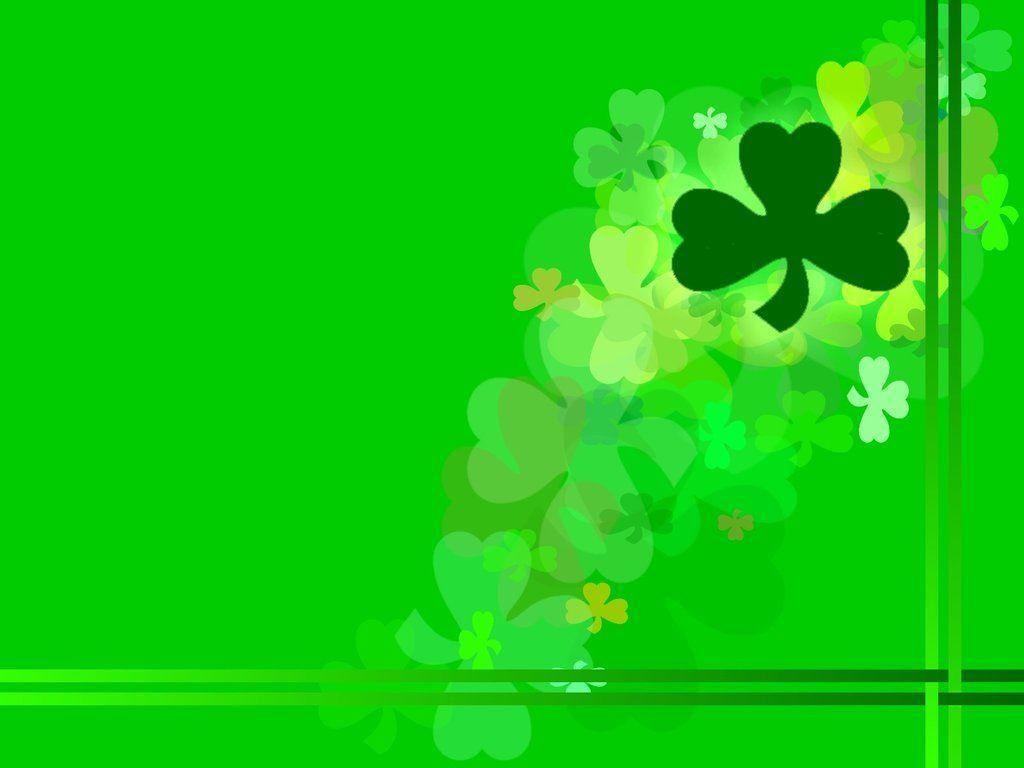 simple st patrick wallpaper - photo #14