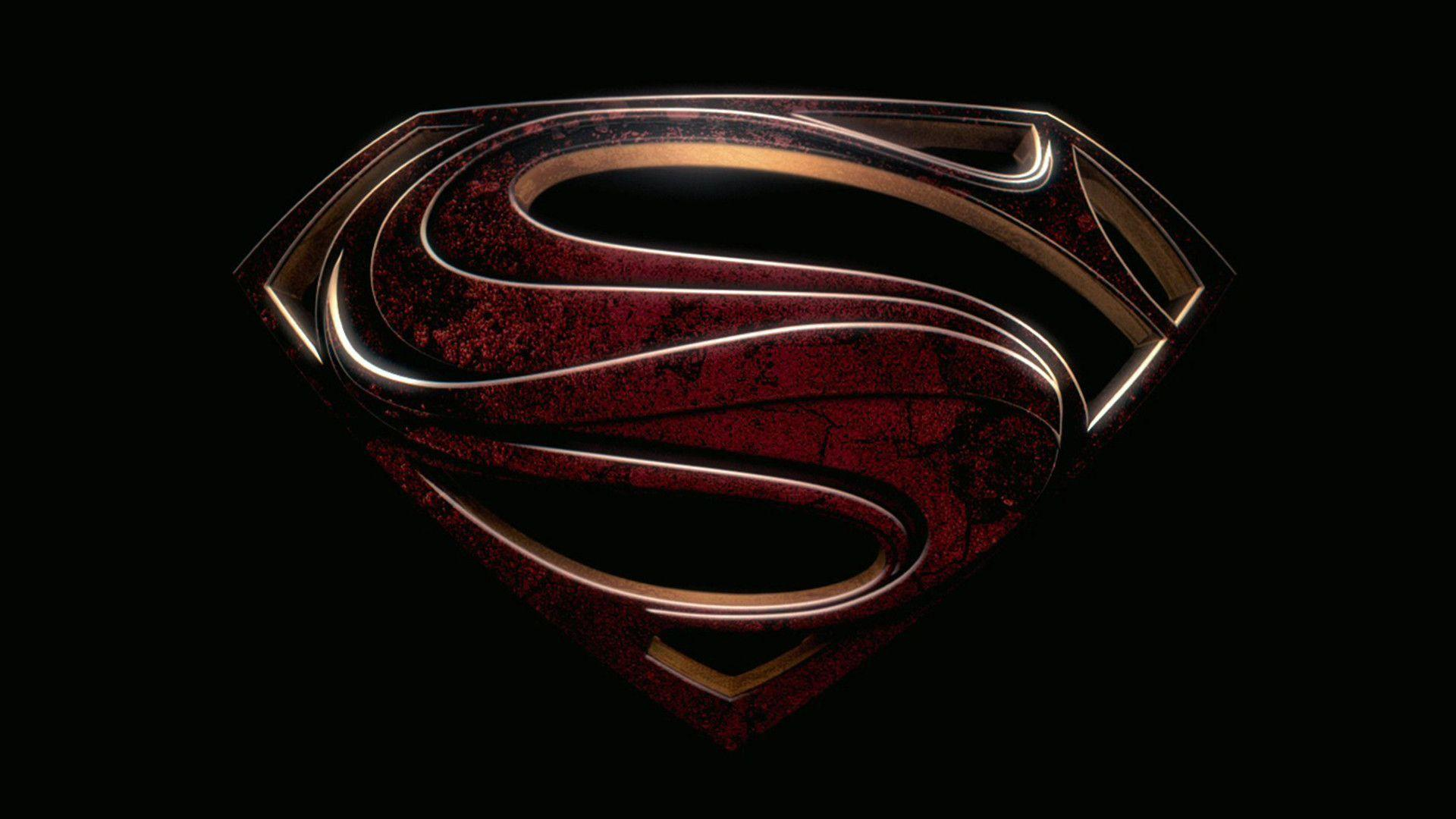 Man of steel desktop backgrounds wallpaper cave superman logo man of steel wallpaper free desktop download voltagebd Gallery