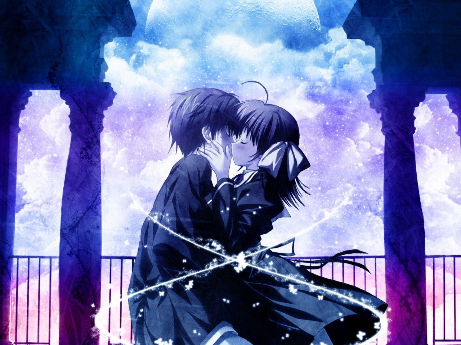 Anime love wallpapers wallpaper cave - Wallpaper manga anime ...