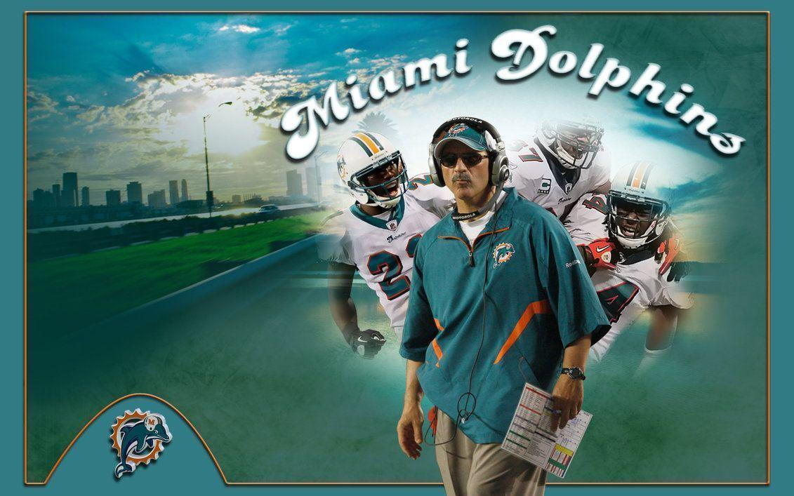 Wallpapers of the day: Miami Dolphins wallpapers