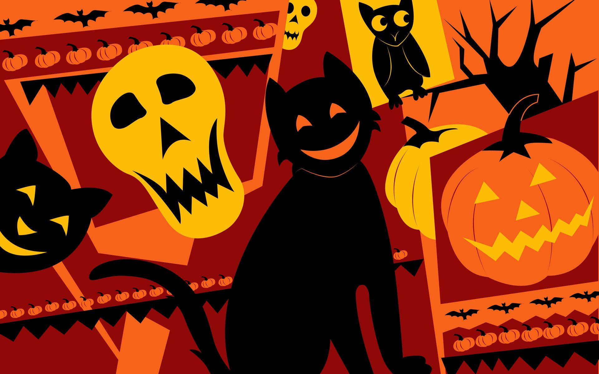 Top 10 Beautiful Halloween Wallpapers and Backgrounds | Monthly ...