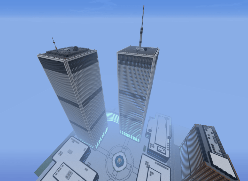MC World Trade Center Wallpapers by ArRoW