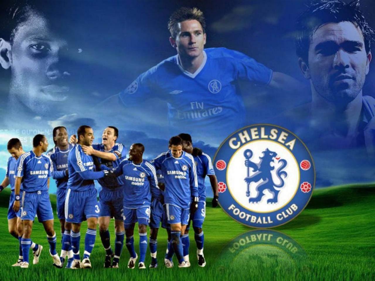 Chelsea Team Photo For Wallpaper HD