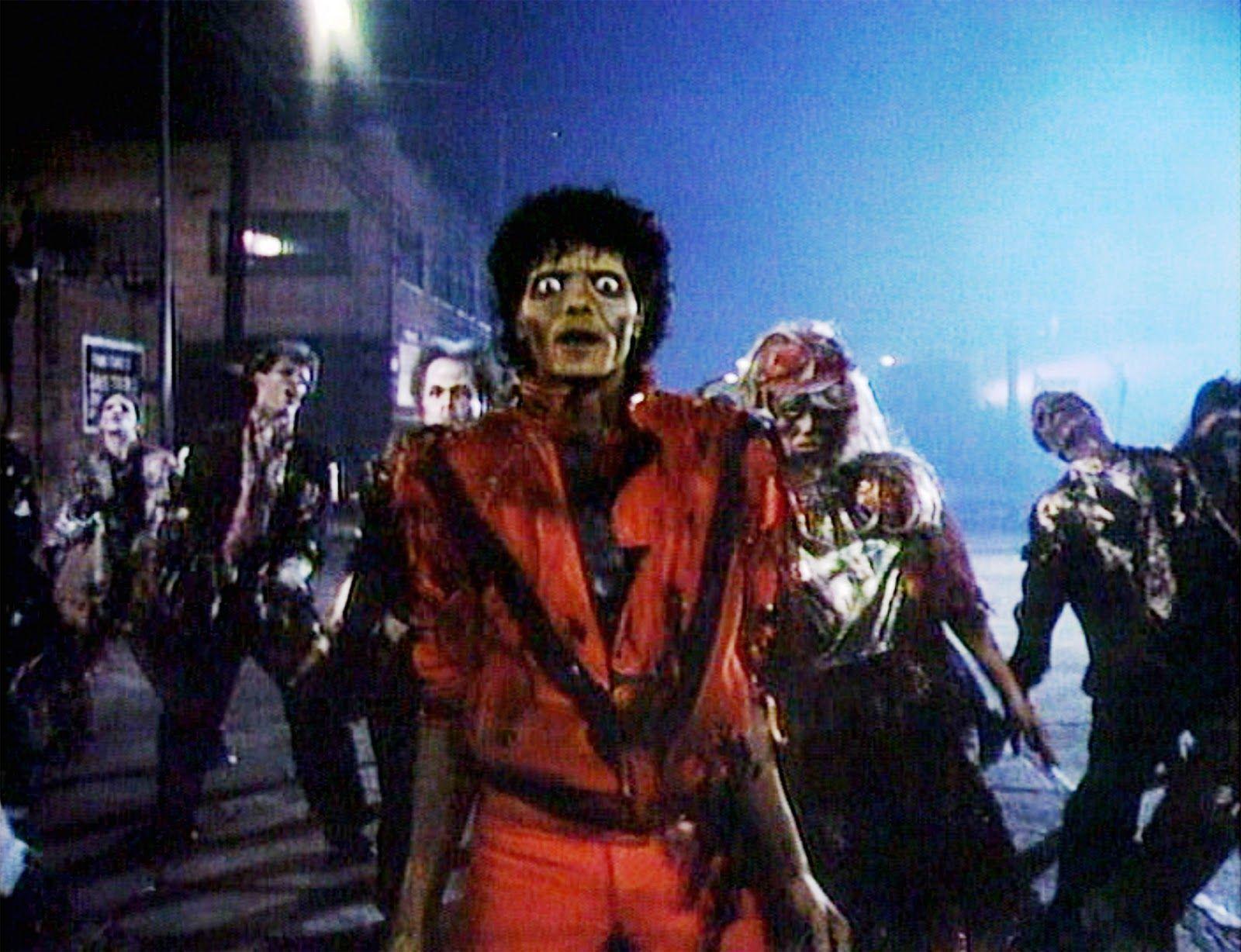 Michael Jackson Thriller Wallpapers - 222.5KB