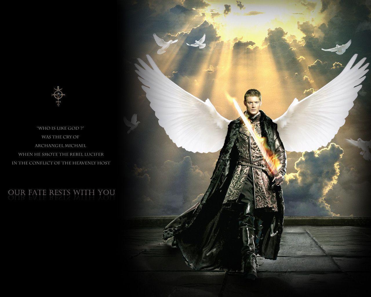 archangel michael wallpaper for computer - photo #17