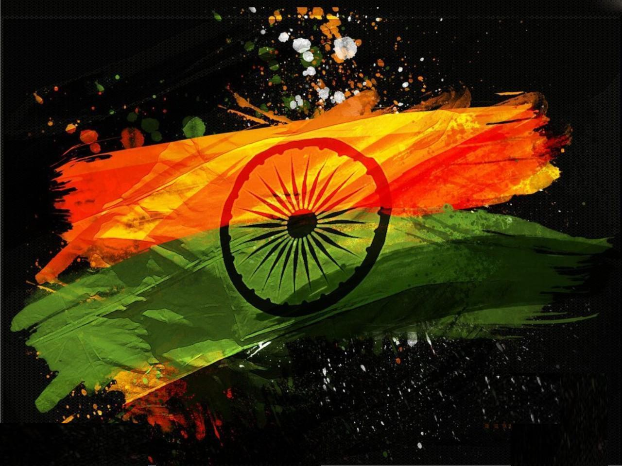 Indian Flag With Different Views: Indian Flag Wallpapers 2015