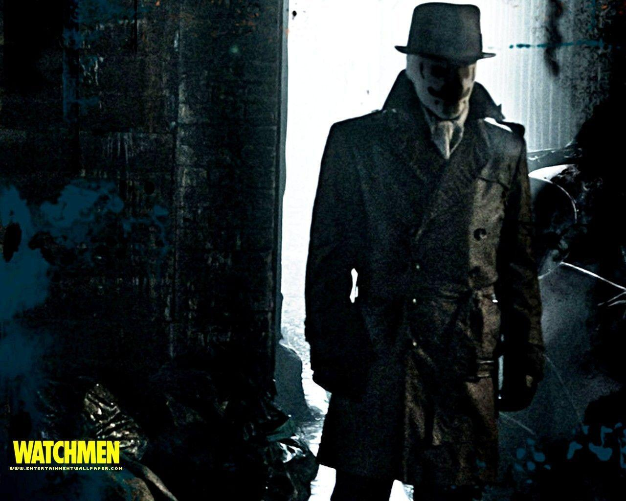 wallpapercartoonandroid Watchmen Rorschach HD Wallpapers Avatars