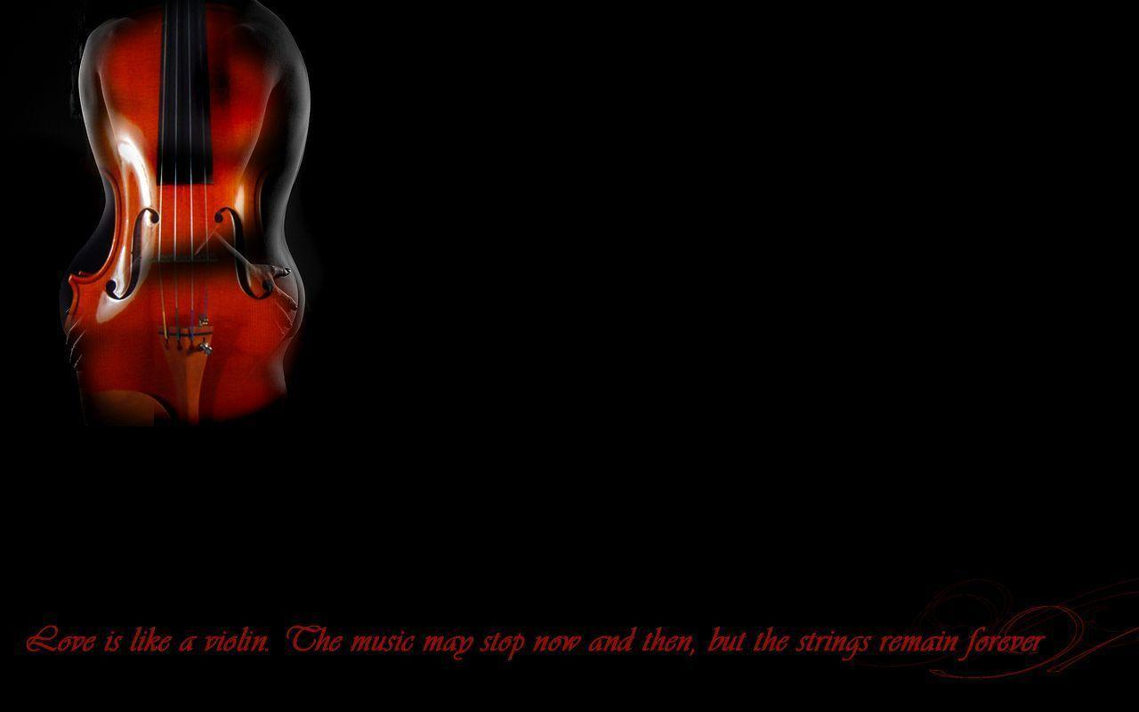 Violin Wallpaper <3 by Hilly - Violin Wallpaper (6940928) - Fanpop