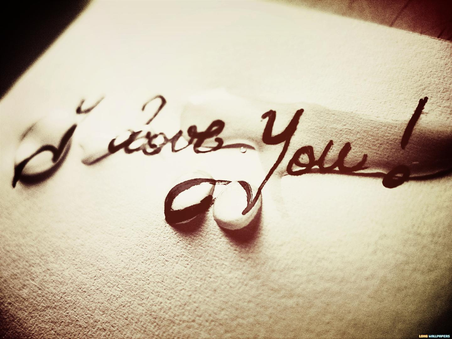 i love you wallpapers with quotes wallpaper cave