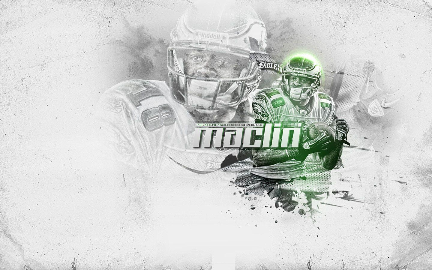 Free Wallpapers - Jeremy Maclin Philadelphia Eagles wallpaper