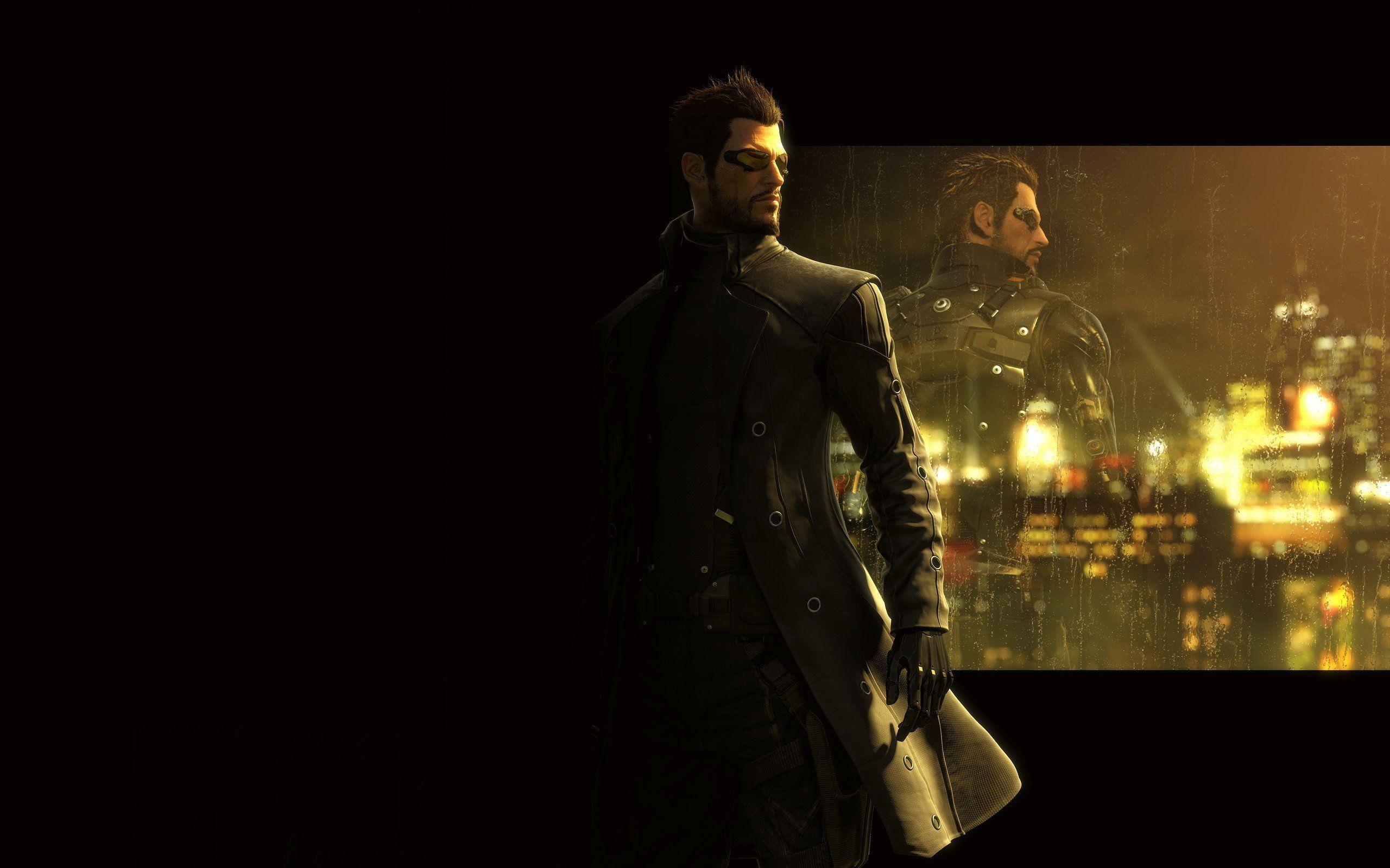 71 Deus Ex Wallpapers