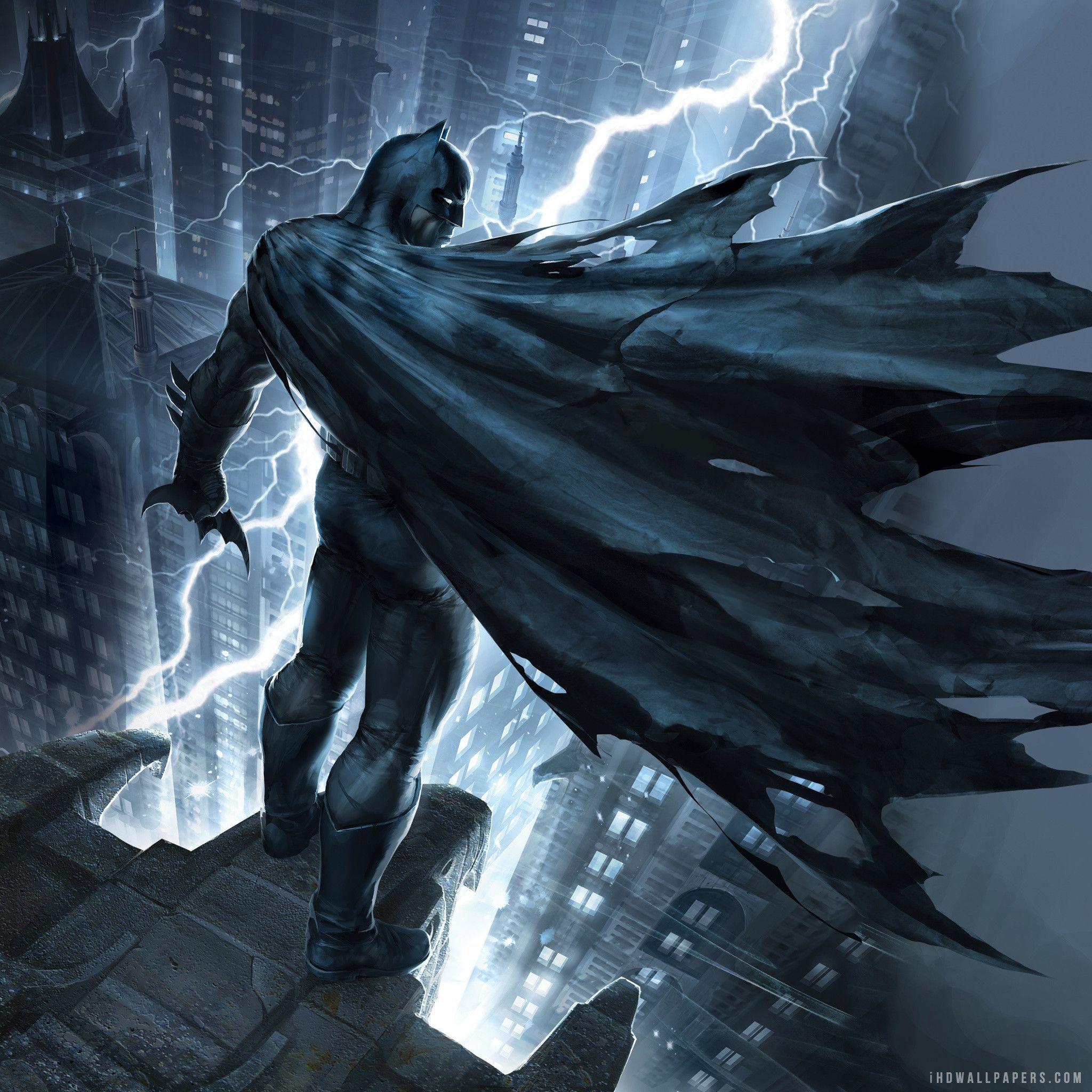 batman knight dark returns artwork poster dc comics wallpapers digital deviantart rain superheroes rock gotham geek iphone superman posters wallpapercave