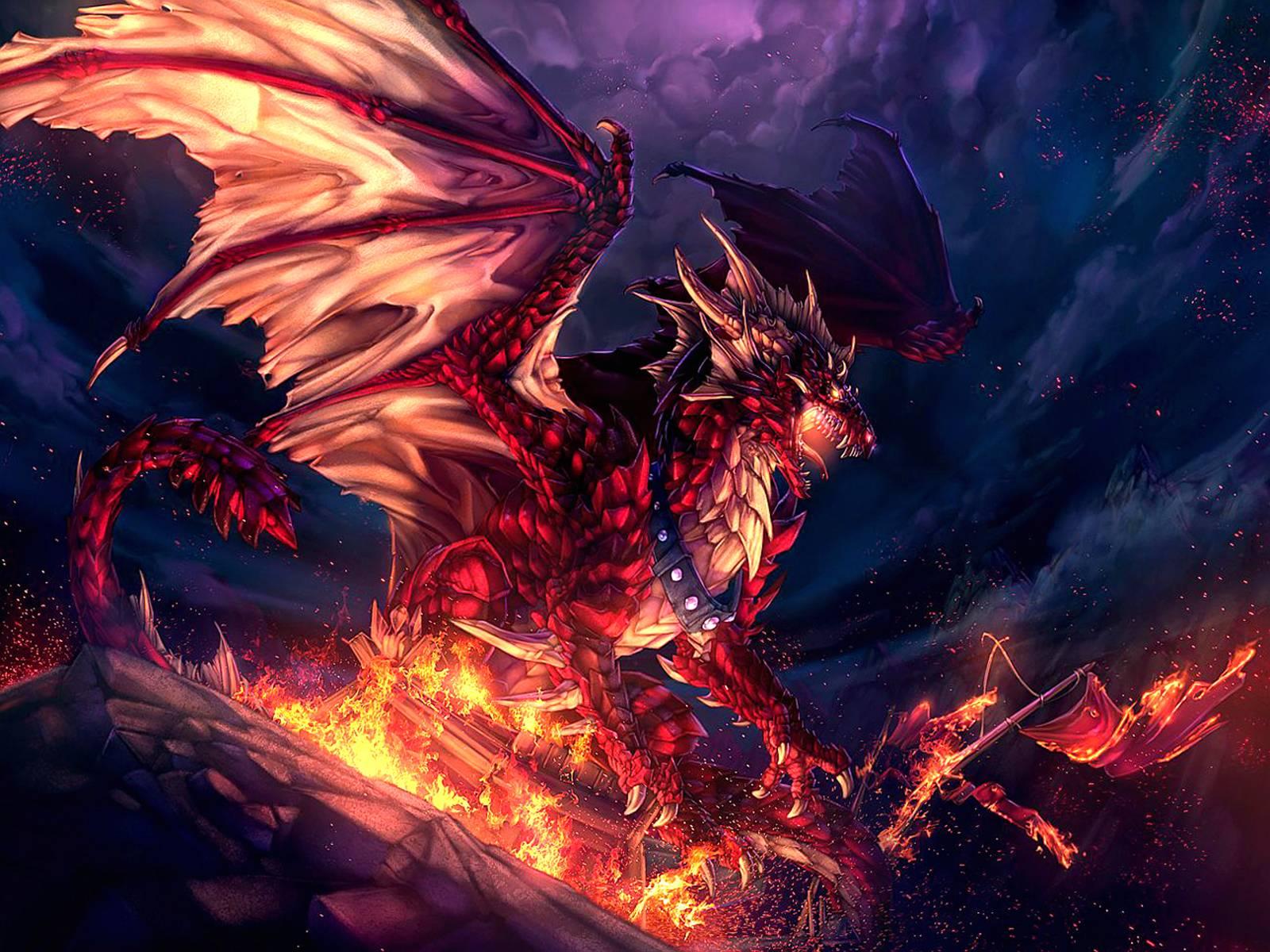 Cool Dragons Wallpapers - Wallpaper Cave