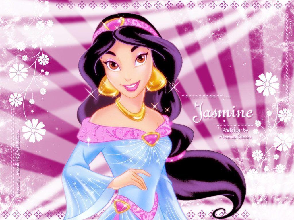 画像 ディズニー アラジン Aladdin Pcデスクトップ壁紙 ジャスミン姫 ジーニー Naver まとめ