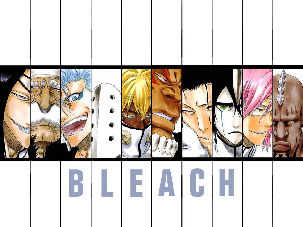 Bleach Top 3 Espada by mrversatility on DeviantArt  |Bleach Wallpaper Espada 2