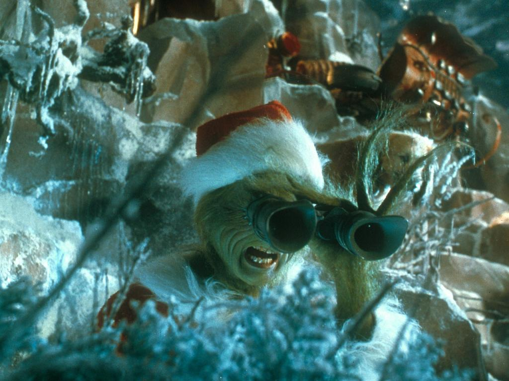 The Grinch Wallpapers - Wallpaper Cave