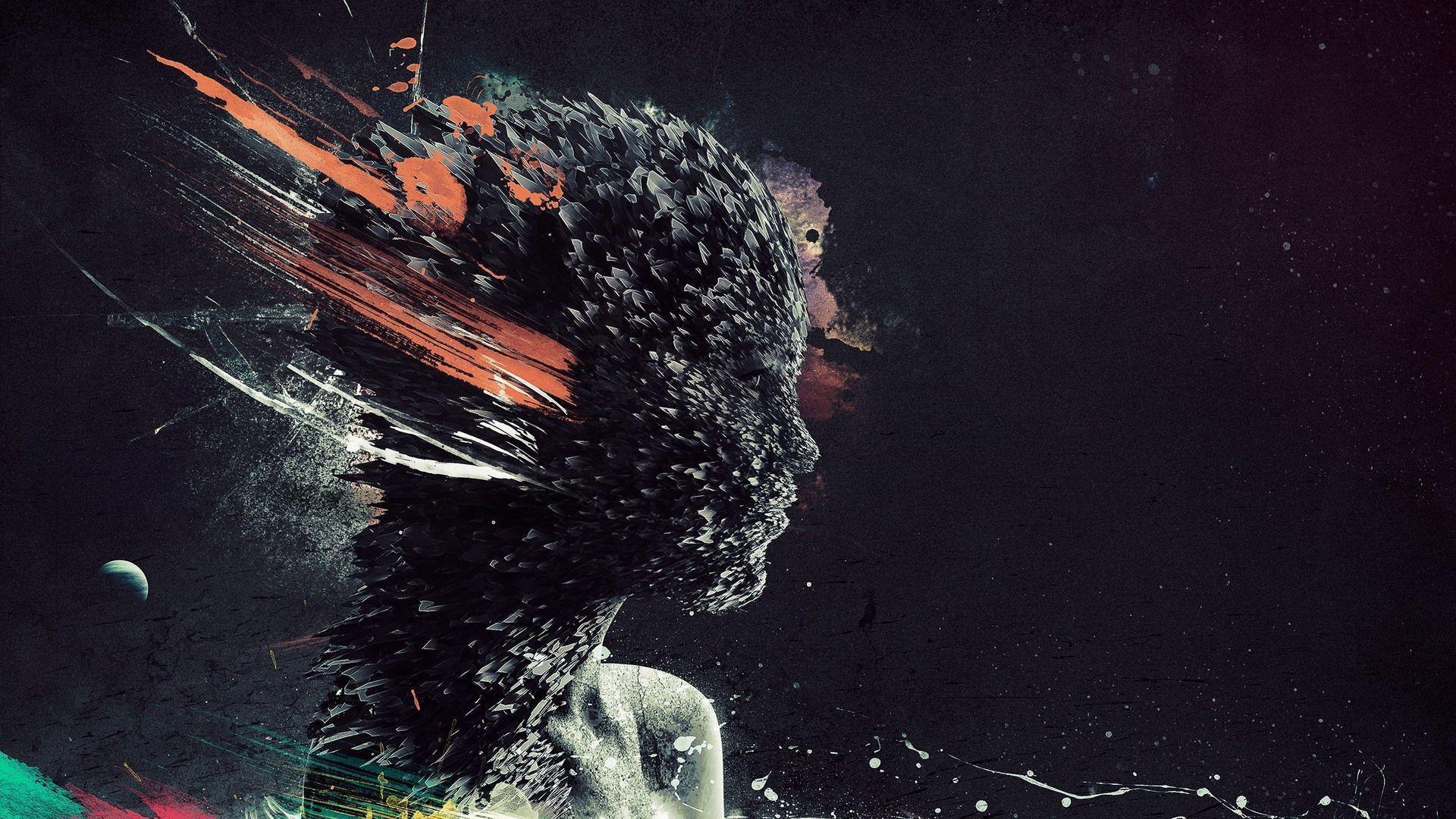 abstract brain wallpaper mind - photo #33